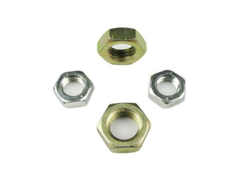 Heavy Hex Jam Nut