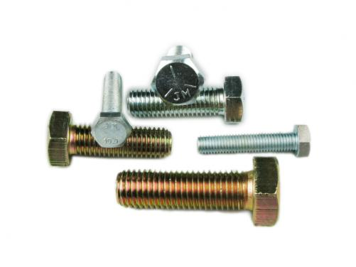 Hex Tap Screw (Full thread)