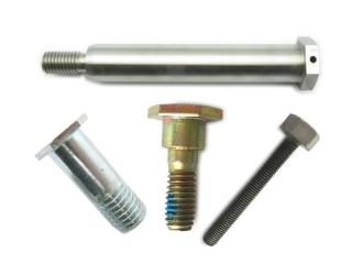 Custom hex bolt