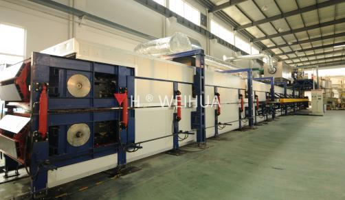 Double Belt Conveyor Machine