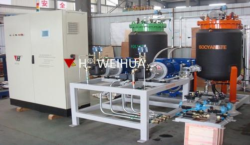 Two Components Foaming Machine