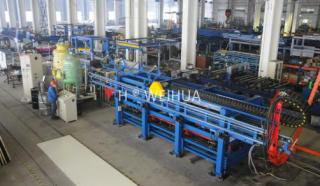 Discontinuous Hinged Pressing Machine