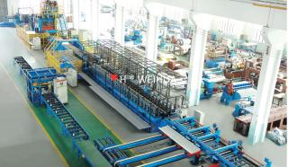 Automatic Door Panel Production Line
