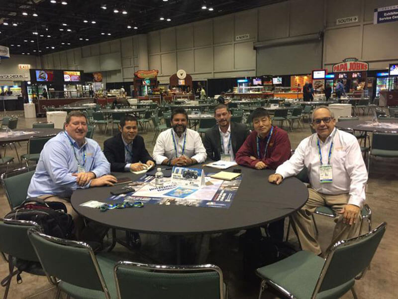 A fruitful show for Grandwatt, 2016 POWER-GEN in Orlando, U.S.