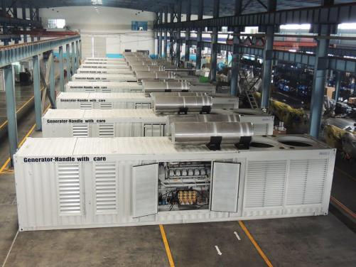 Perkins Series 1000KVA or more