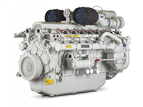 Perkins Gas Generator Set Series
