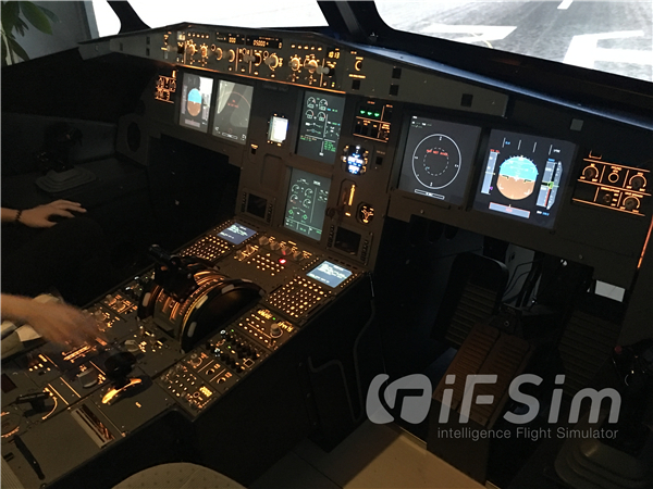 Release Day Of iFSim A320 Cockpit (Version 2)