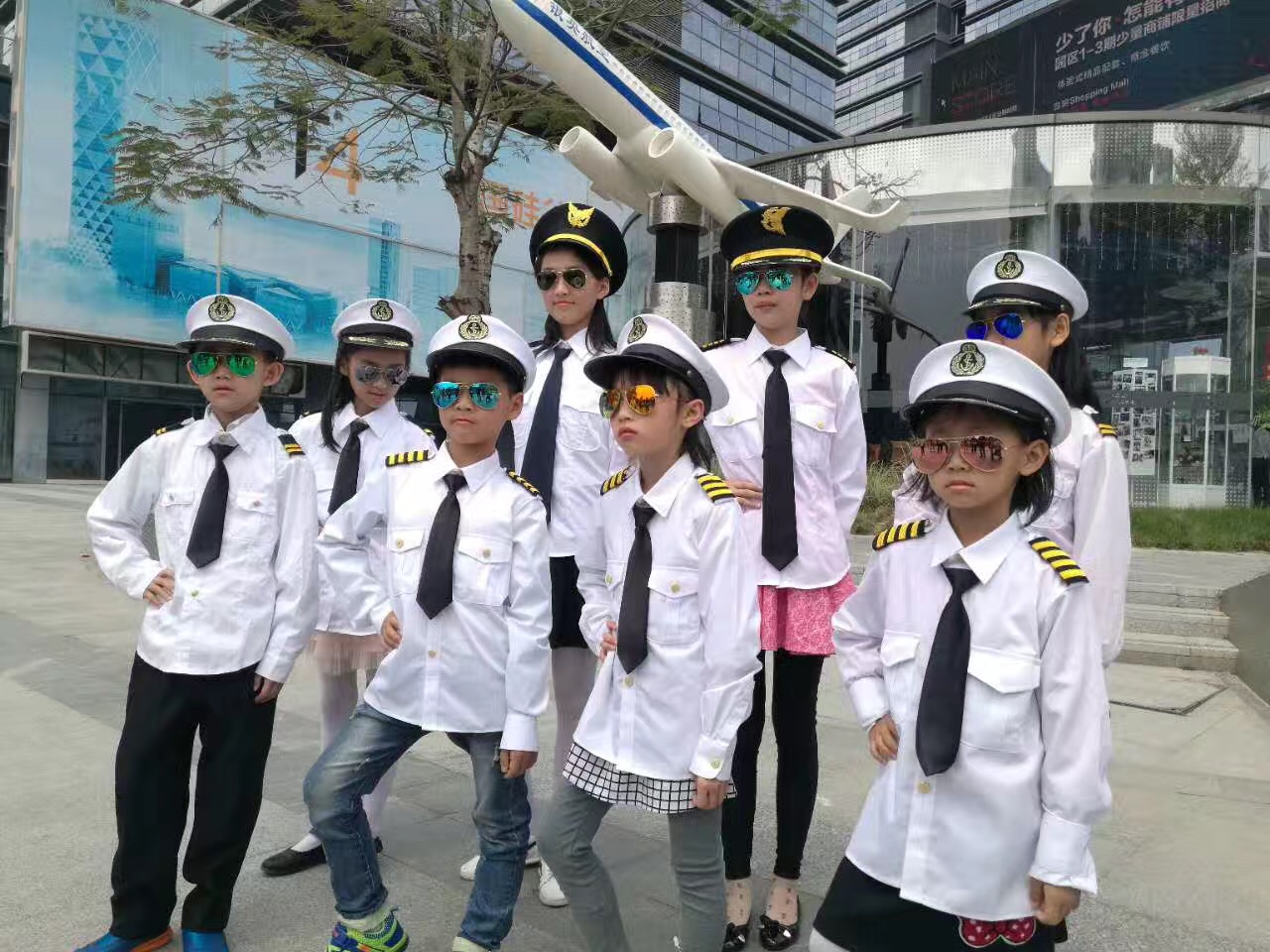 Make children's flying dream come true -- A320 flight experience