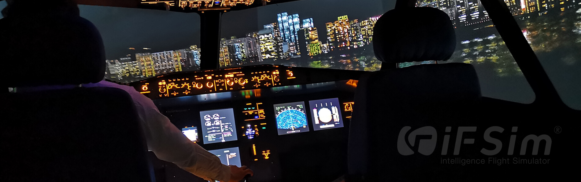 iFSim.A320 flight simulator