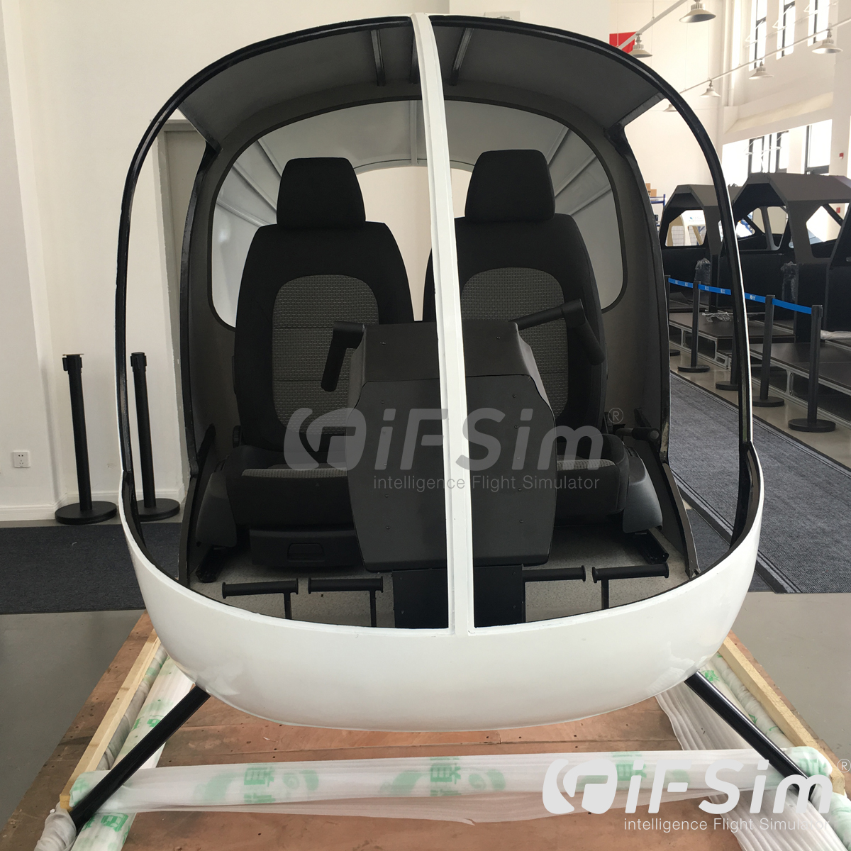 iFSim.R22 Simulator