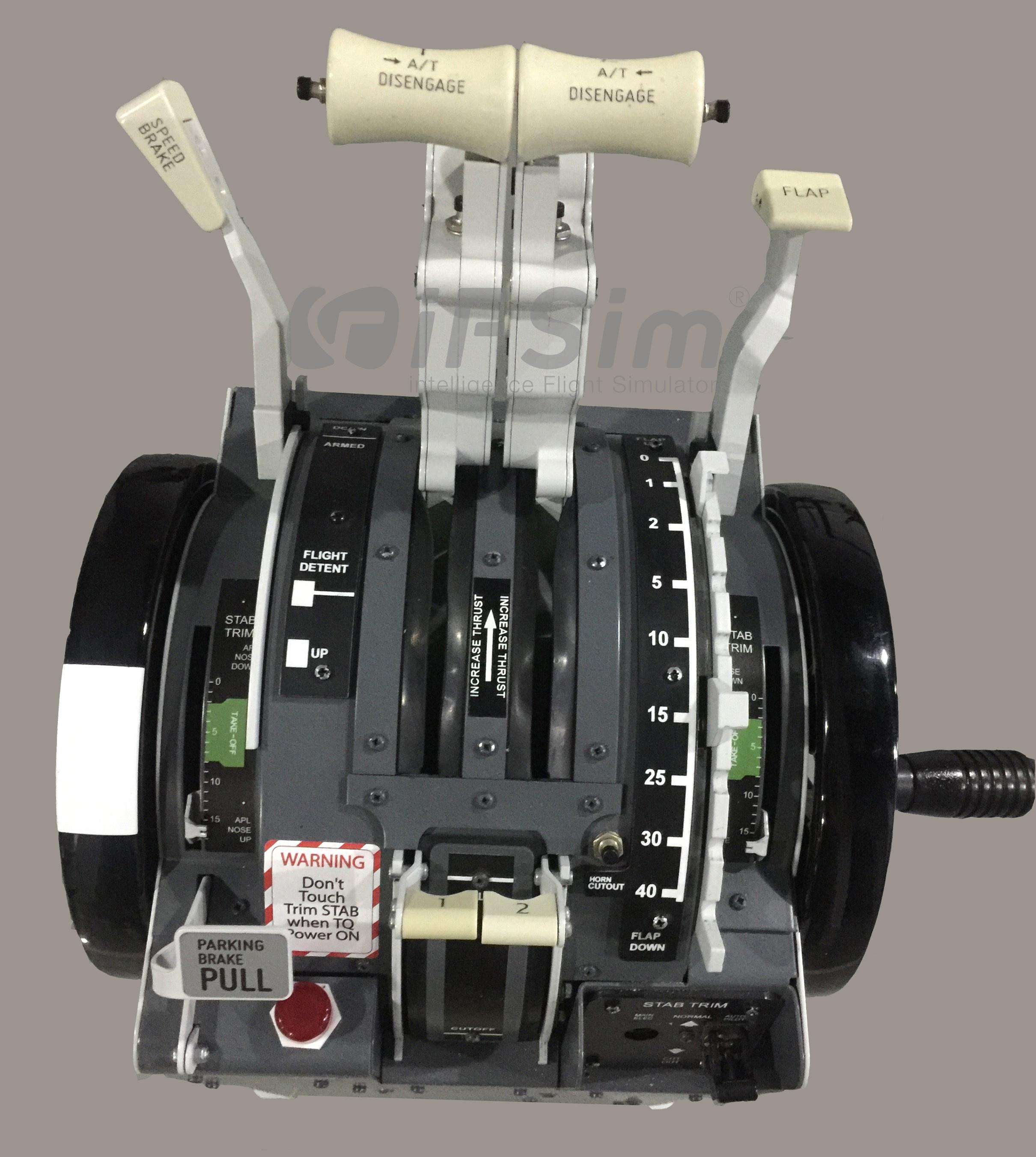 B737 Throttle Quadrant