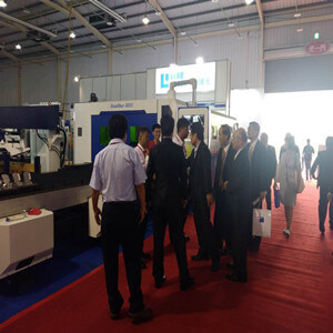 Taiwan sheet metal laser application  exhibition