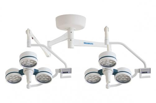 YD02-LED3+3 (LED) Shadowless Operating lamp