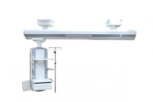 HFP-E ICU Bridge Type Ceiling Pendant  (Together with Dry-Wet)