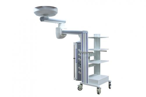 HFP-DS240/380 Double Arm Revolving Pandent( Electrial) (For Anesthesia)
