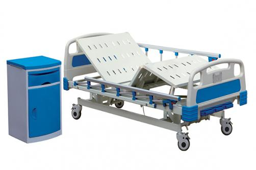 HF-839 Three function Manual hospital bed