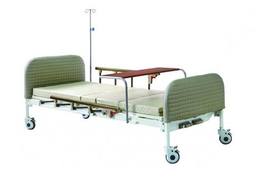 HF-828C Two function Manual Hospital bed