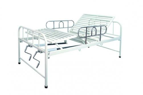 HF-829 Two function Manual Hospital bed