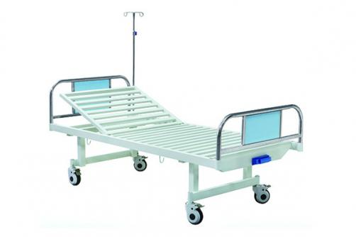 HF-817 One function Manual Hospital bed