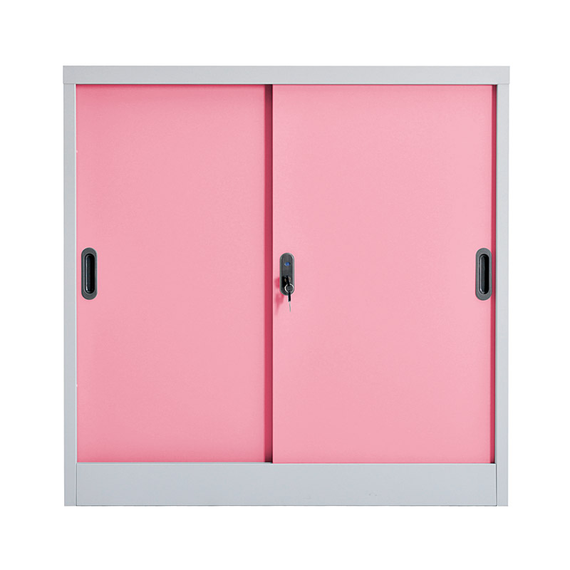Metal sliding door cabinet 900*900mm
