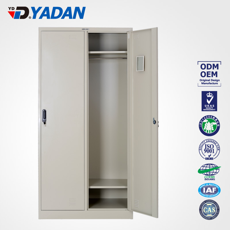 Double door locker 600*1850mm