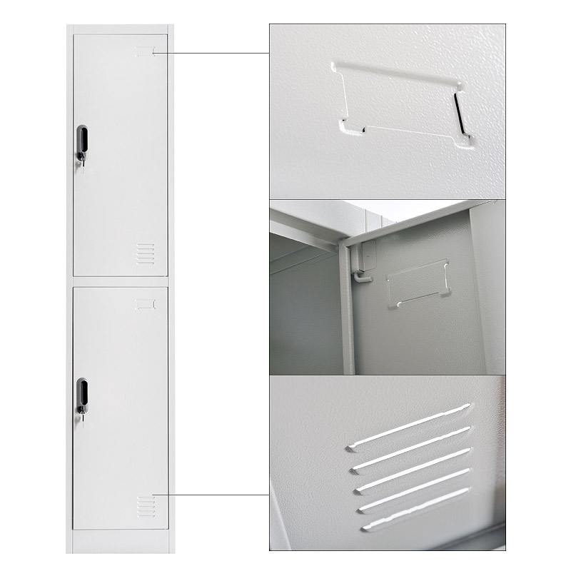 Double door locker 380*1850mm