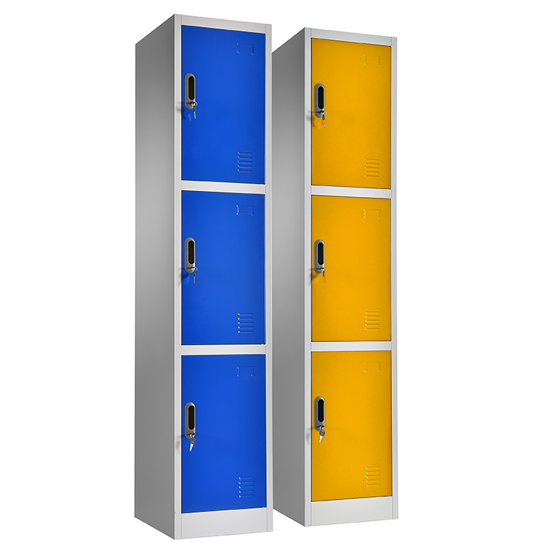Triple door locker 300*1850mm
