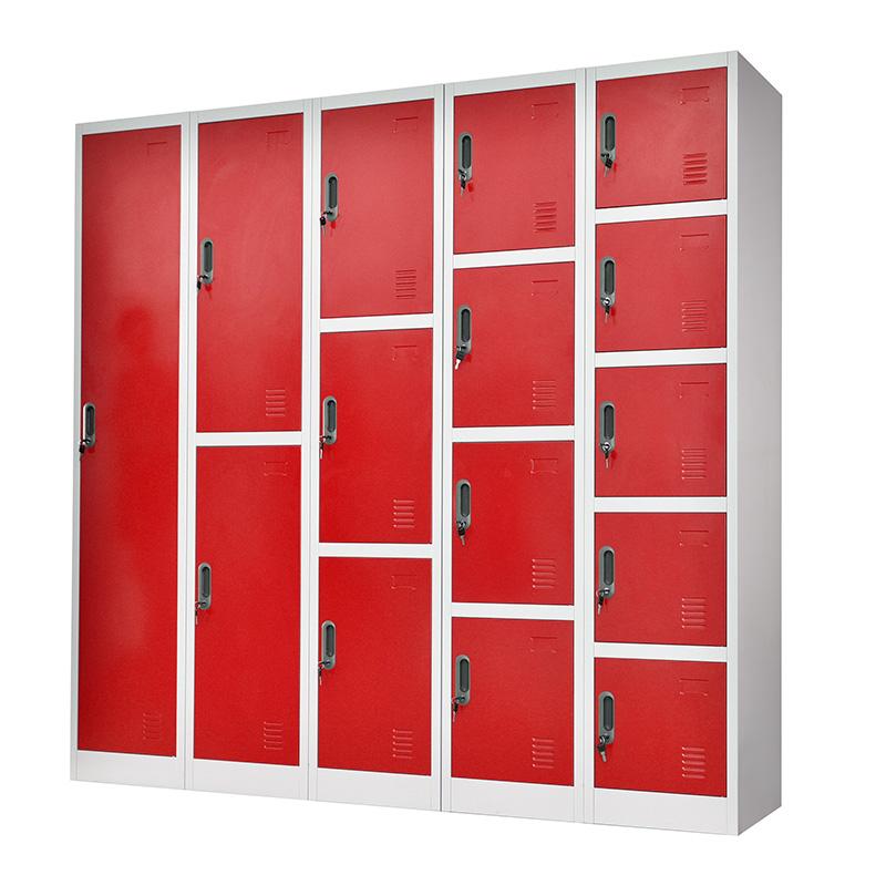 5 doors locker 300*1850mm