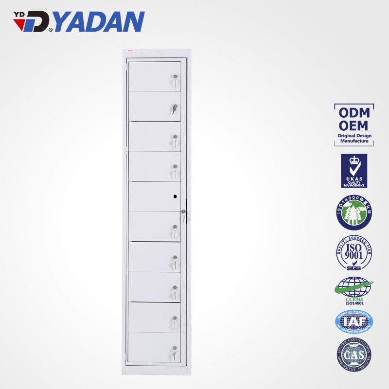 10 doors locker 380*1800mm