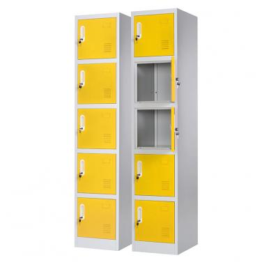 5 doors locker 300*1850mm