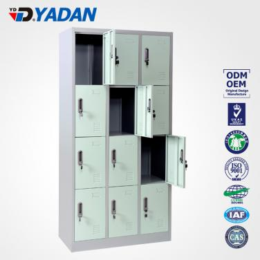 12 doors locker 1140*1850mm