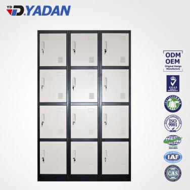12 doors locker 900*1850mm