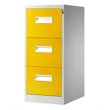 Alloy Embedded Handle Cabinet