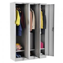 Triple door locker 900*1850mm