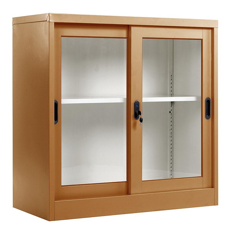 玻璃移门柜