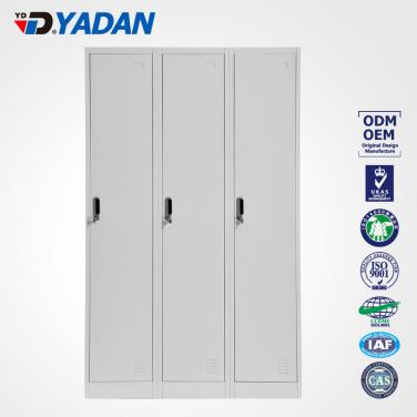 Triple door locker 1140*1850mm
