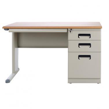 单柜办公桌YD-1C