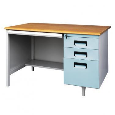 单柜办公桌YD-A1C