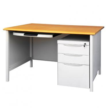 单柜办公桌YD-A3C