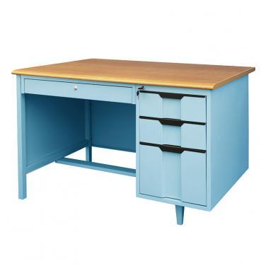 单柜办公桌YD-B1C