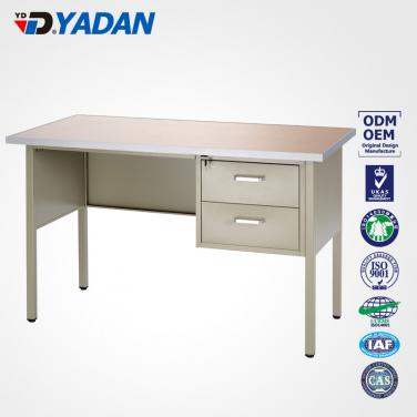 单柜办公桌YD-B3C