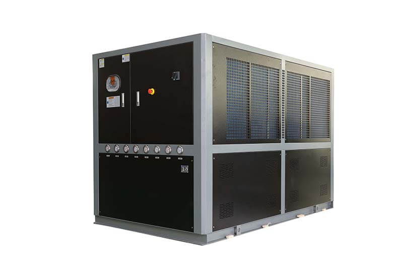 Air Cooled Packaged Industrial Chiller (R410A 460V-60HZ)