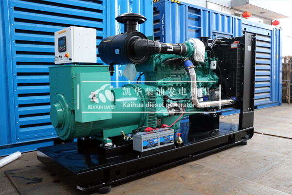 300KW Cummins Diesel Generator Set Shipped out Successfully