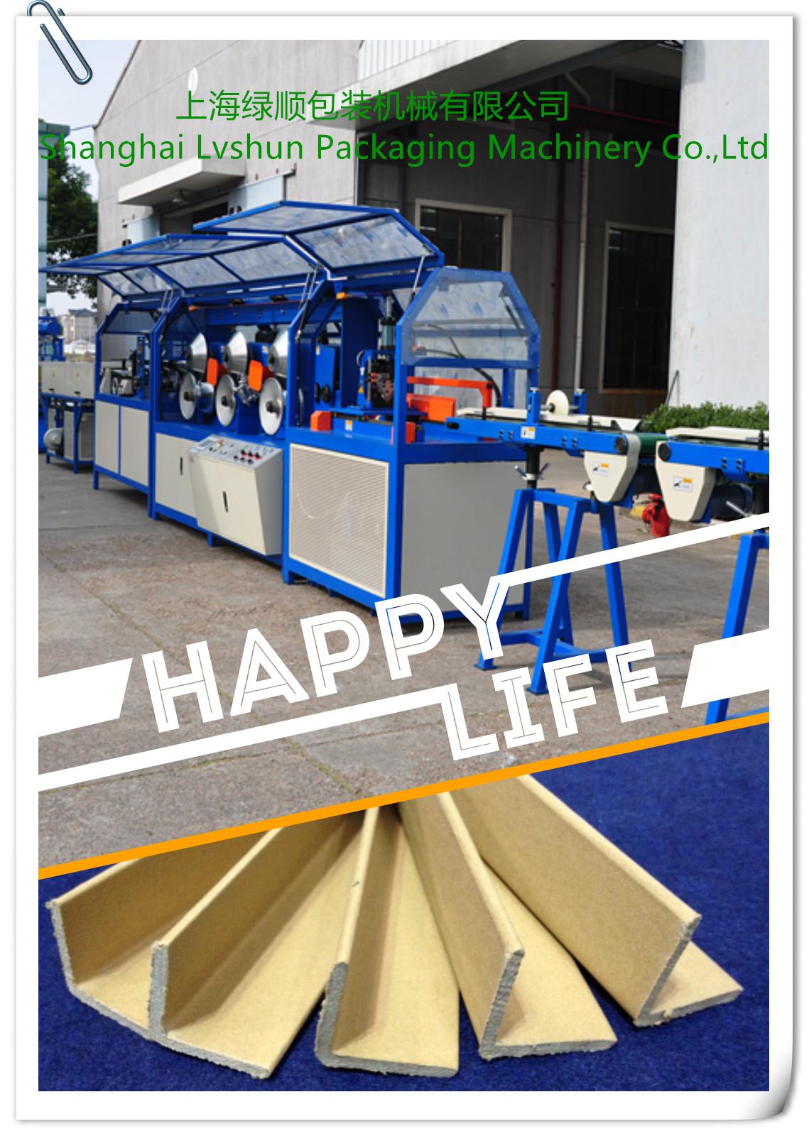 纸护角生产线 首选上海绿顺