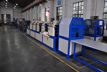 ZJK120DP edge board and flat board production line