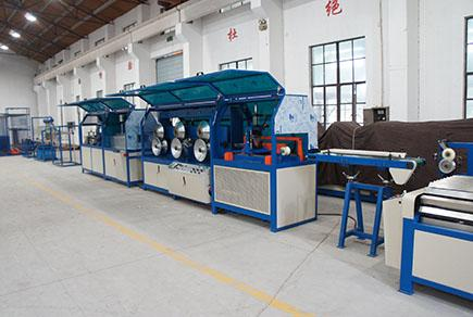 ZJK120G high speed edge protector production line