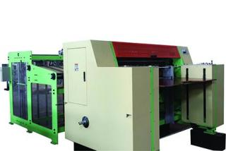 DC1450-1050 Semi Automatic Die Cutting Machine