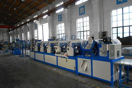 ZJK120DK 纸护角生产线