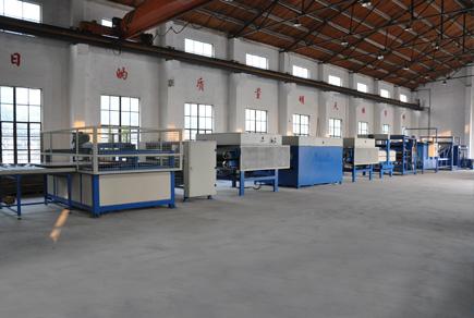 PBK1600蜂窝纸板生产线