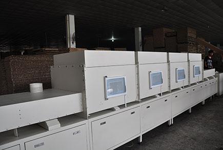 WXD(24~64)S 微波烘干机